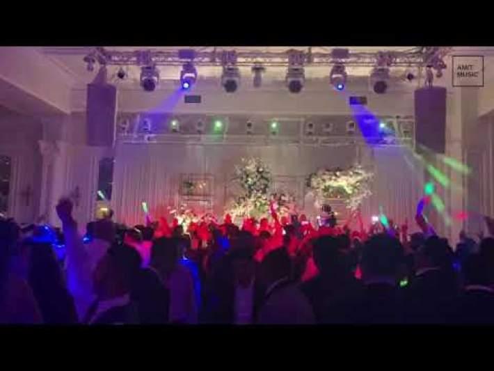 Big Fat Indian Wedding Amit Music Luxury Wedding NYC & NJ  DJ Highlights