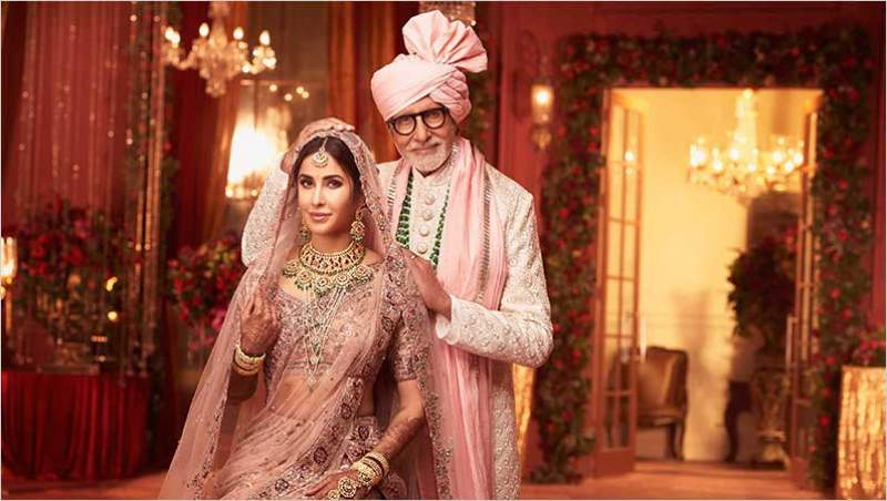 Kalyan Jewellers ushers in the wedding season