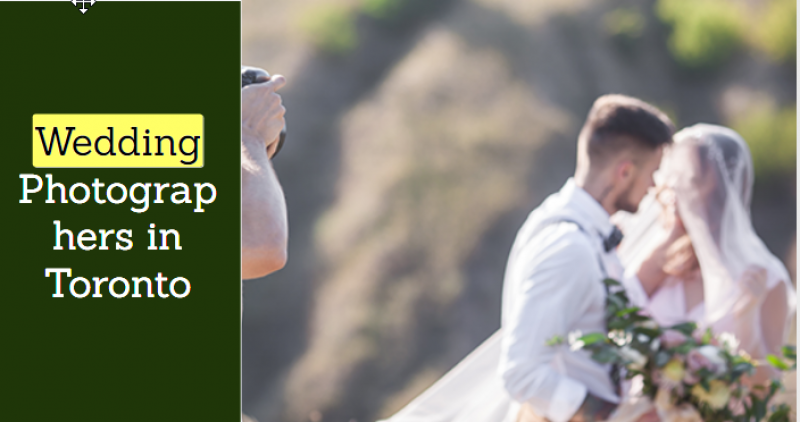 4 Top Rated Wedding Photographers in Toronto