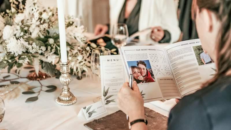 Made in Britain: Immersive wedding brand 'CherryTop Weddings'