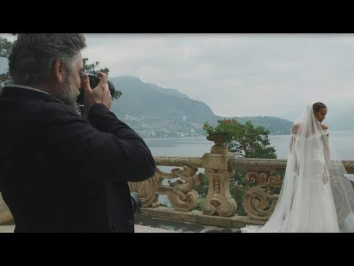 A bride in focus Wedding photographer Cristiano Ostinelli