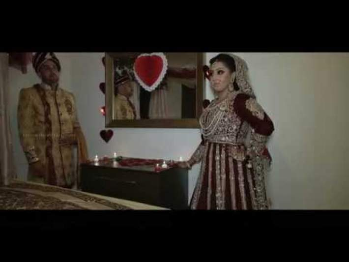 Asian Wedding Videography | Fatmah & Irfan | Cinematic Highlights | RoyalBindi Cinematography
