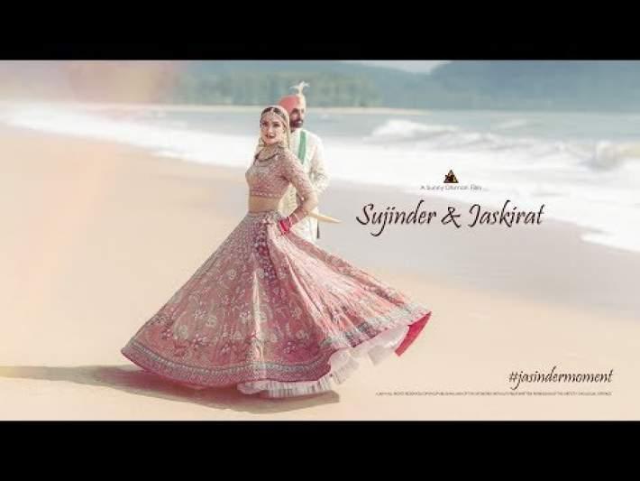BEST SIKH WEDDING FILM 2019-2020 | JASKIRAT & SUJINDER | SUNNY DHIMAN PHOTOGRAPHY | INDIA
