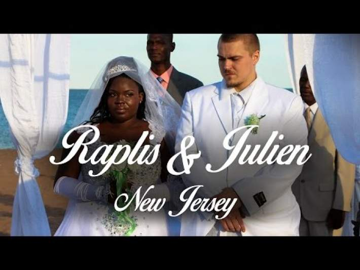 Raplis & Julien Getting married in NJ. Wedding Photographer NJ.
