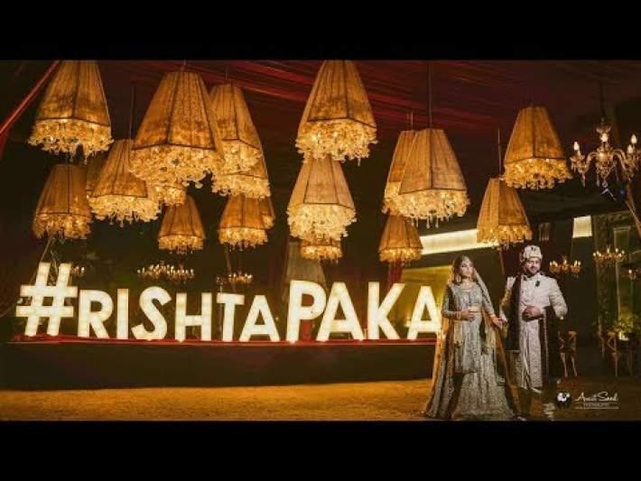 Delhi 2019 | Best wedding highlights | Pallavi + Karan | Amit Sood Photography