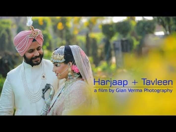 Sikh Wedding ll Harjaap + Tavleen ll Gian Verma Photography