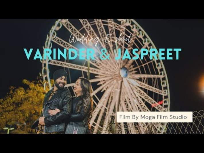 Best Pre Wedding Shoot Varinder & Jaspreet Canada 2020