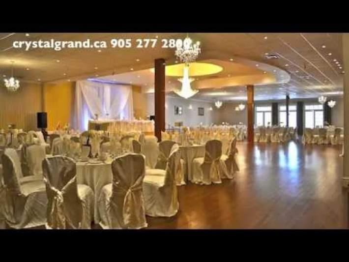 Mississauga | Crystal Grand Banquet Hall | Four Weddings Canada | Wedding