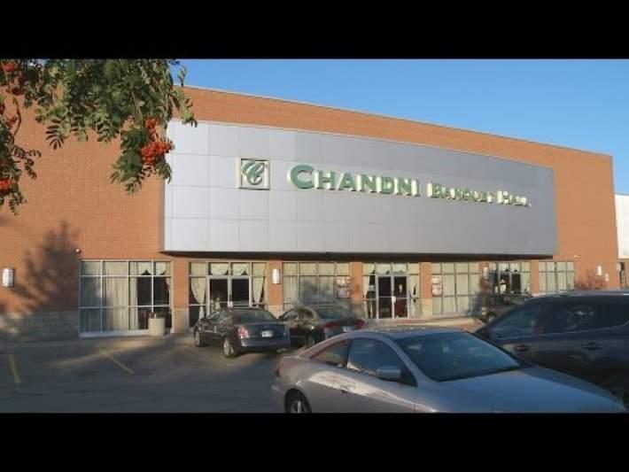 Chandni Banquet Hall Wedding Catering Hall in Brampton Ontario | Toronto Videographer Photographer