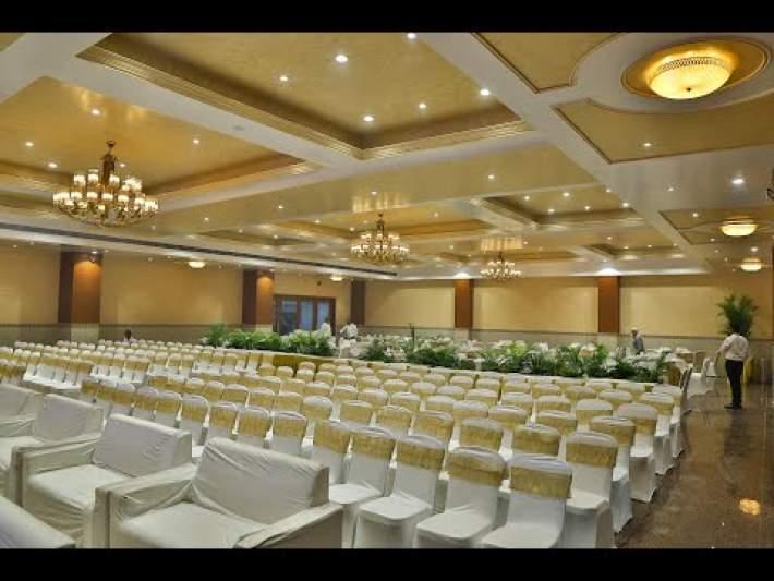 Overview of one of the Best Banquet Halls in HyderabadKashish Convention #functionhallshyderabad