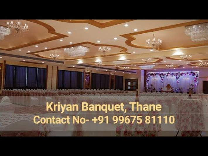 Kriyan Banquet, Thane   Best Banquet Hall in Thane  Top Wedding Hall in Thane