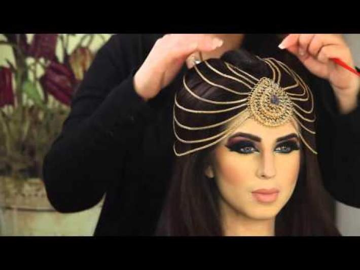 Bridal Makeup by Tehmina Ahmad