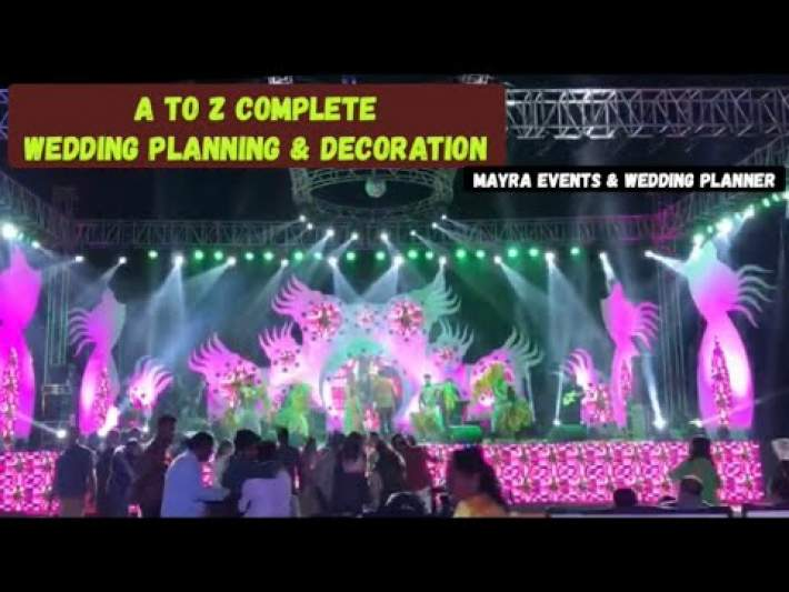 Best Wedding Planner in India | Mayra Events, Raipur | Best Wedding Planners | Indian Wedding Event