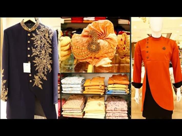 Groom's Collection's || Jodhpuri Men's Suits || Men's Wedding Sherwanis
