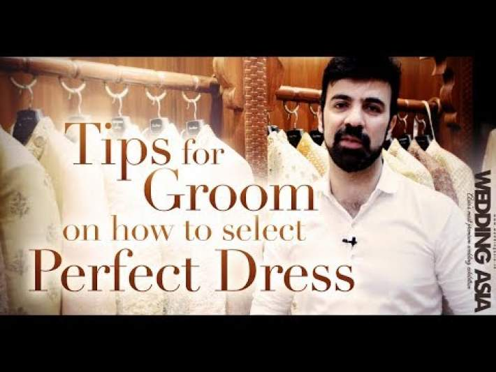 Groom's Wedding Attire | Wedding Looks for a Groom | Perfect Wedding Outfits for Indian Grooms