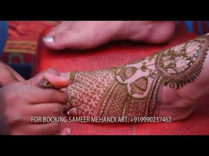 Best Bridal Mehandi Artist in Delhi NCR, mehandi artist in tilak nagar, Bride and portrait artist