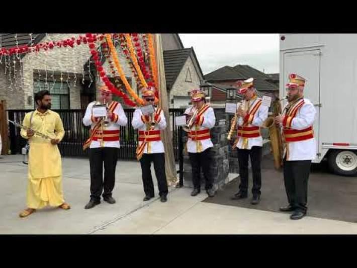 Soan do Chadi. By BABU MANN | Vijay Brass Band | Surrey BC