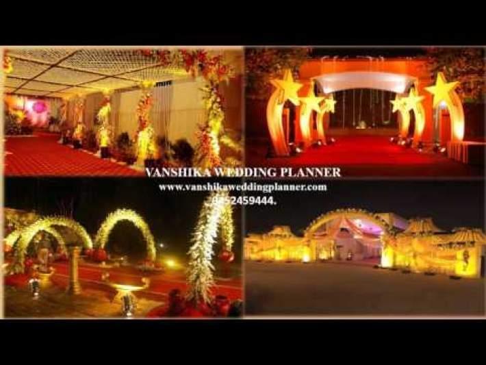 WEDDING PACKAGE BY VANSHIKA WEDDING PLANNER