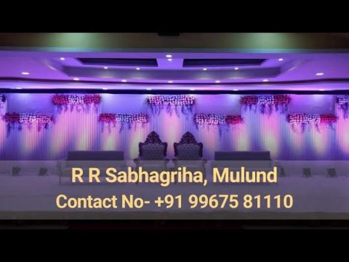 R R Sabhagriha Banquet Mulund | Best Banquet Halls In Mulund | Top Wedding Halls In Mulund