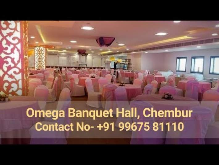 Omega Banquet Hall, Chembur | Best Banquet Halls in Chembur | Top Wedding Halls in Chembur