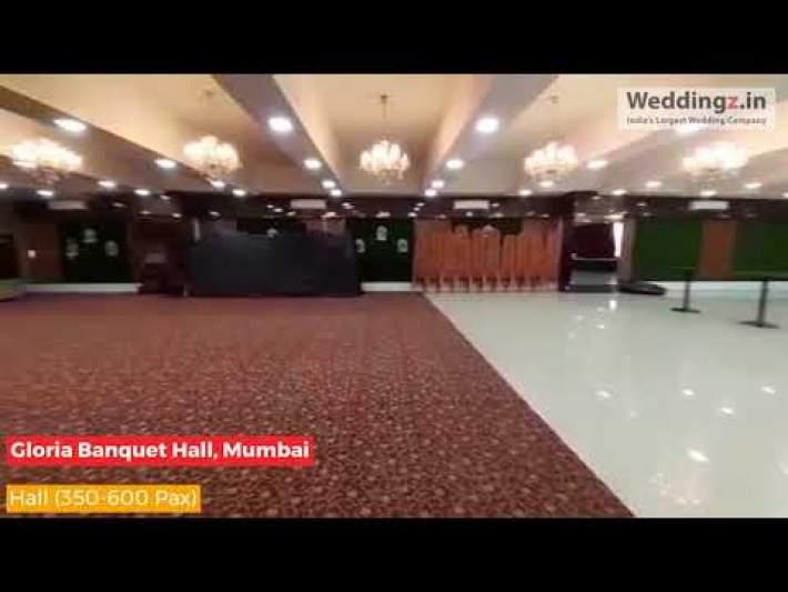 Gloria Banquet Hall, Thane West, Mumbai