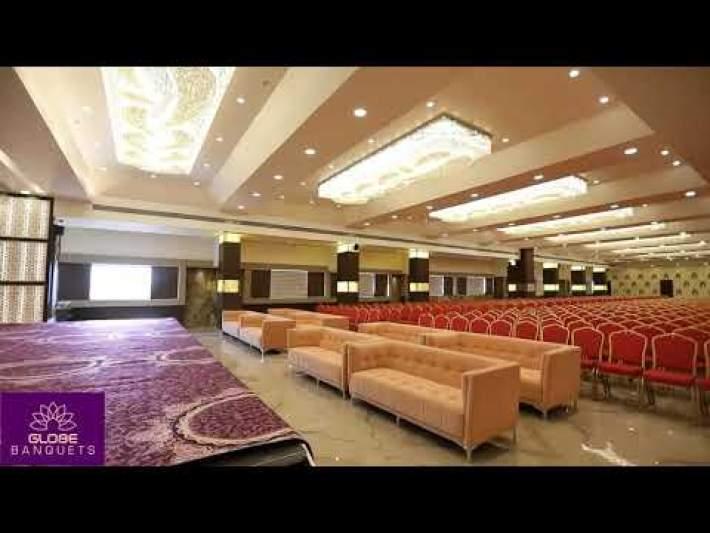 Globe Banquets Luxurious AC Banquet in Ambernath West