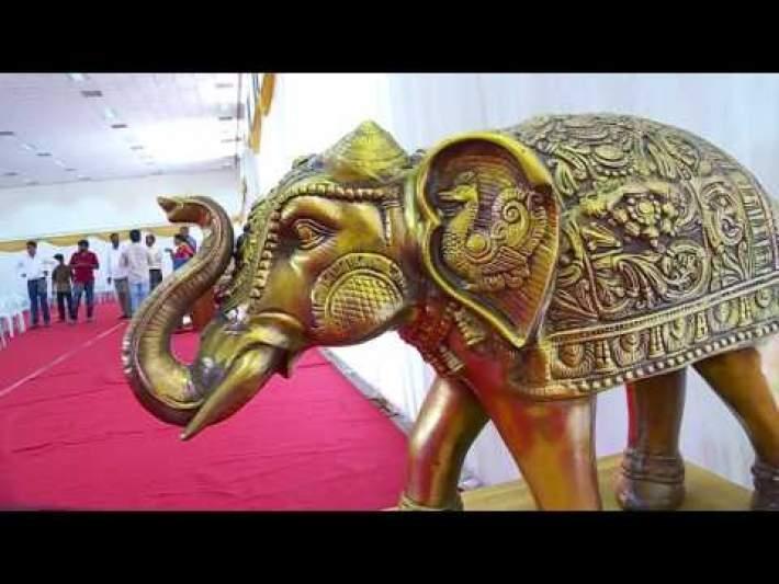 Coimbatore Codissia Grand Wedding | Codissia E Hall Coimbatore Tamil Nadu Events 2017