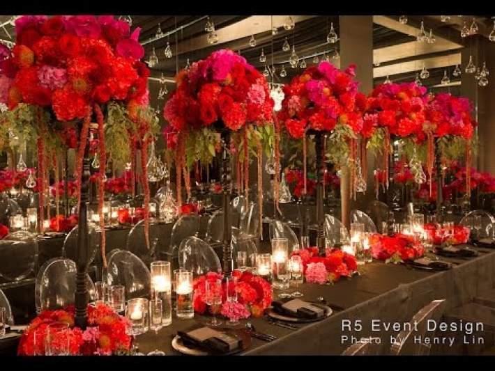 A Rouge Paradise Wedding Decor (Full Version) R5 Event Design