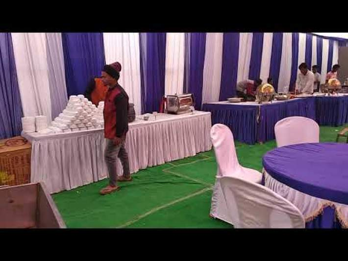 Wedding Ceremony decoration || Ranchi , Jharkhand|| Benzza Catering & Service || D23/01/19