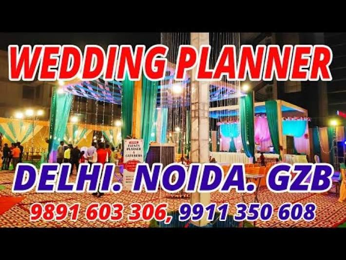 Wedding Decoration by Istwal Events Planner Delhi