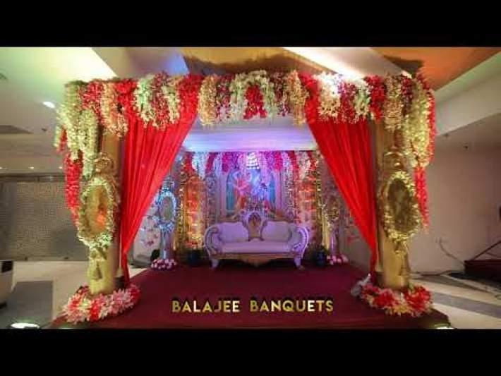 Balajee Banquets   Banquet Hall   Wedding Venue   Baguihati   Kolkata   Video Tour