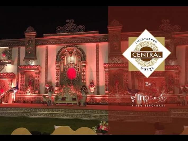 Chhatarpur Central By Ferns n Petals | Wedding Venue | Banquet Hall in Chhatarpur
