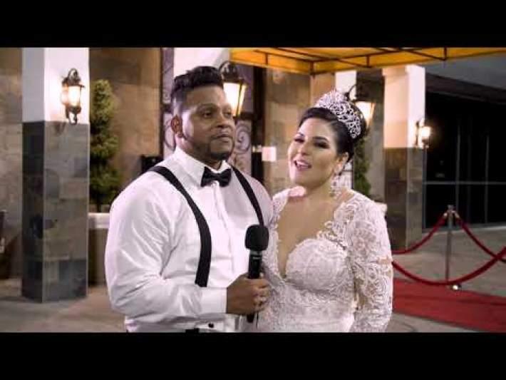 CHANDELIER BANQUET HALL Las Vegas Wedding Videographers