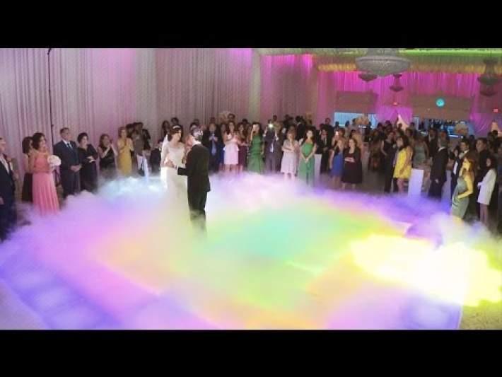Real Wedding at Royal Palace Banquet Hall