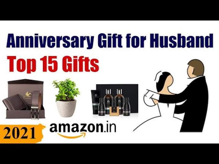 Best 15 Anniversary Gift for Husband in India (2021) ||  Anniversary Gifts Ideas for Husband