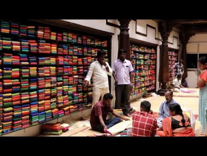 Kanchipuram Pure Heavy Bridal Sarees online| வீடு தேடி வரும் காஞ்சி Heavy Bridal  Silk sarees