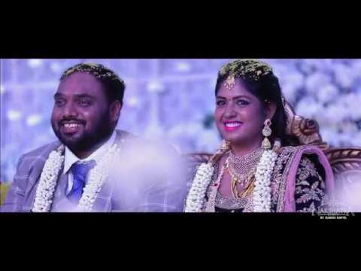 #Making of Anurup & Sindhuja's Reception #Novotel Vijayawada #NakshatraEvents