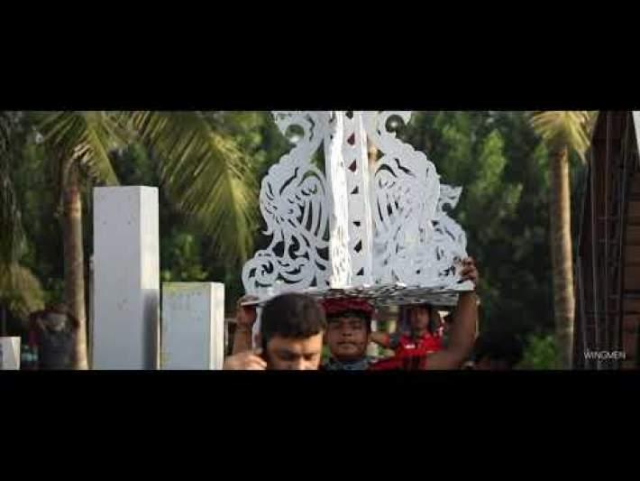 Keerthi & Vishnu   Big Fat Telugu Wedding   Sheraton Grand Chennai Resort & Spa.