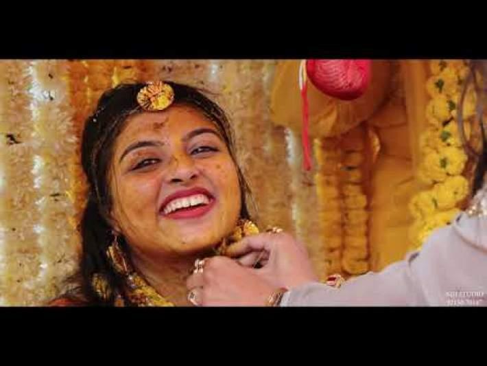 New Cinematic Wedding Avurva Weds Abhishek  Hyatt Regency  chandigarh