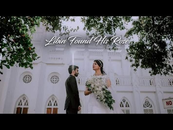 LibinFoundHisRose 🌹 | wedding Highlights | Libin Roselin |Kerala wedding 2021|Hyatt Regency Thrissur