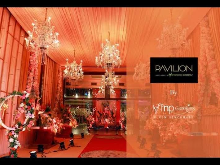 Pavilion Exclusive Wedding Venue by FNP Gardens (Ferns n Petals)