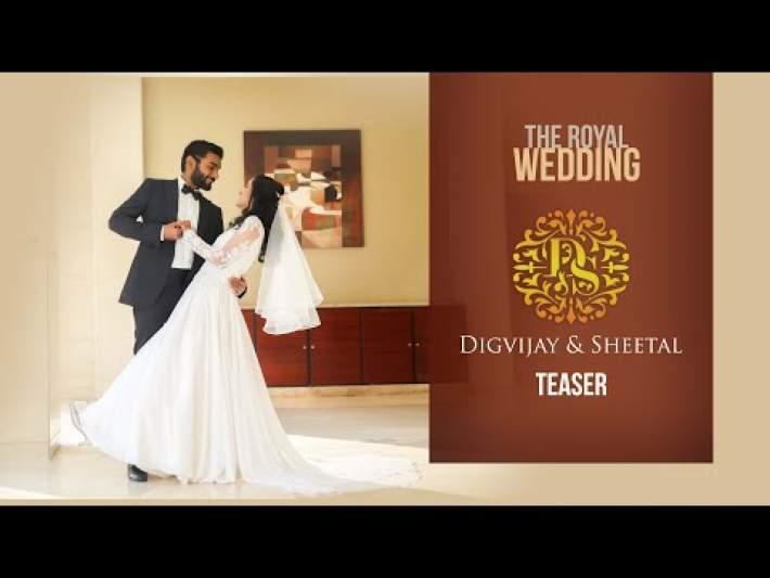 WEDDING | DIGVIJAY & SHEETAL WEDDING CEREMONY | Hyatt Regency Pune