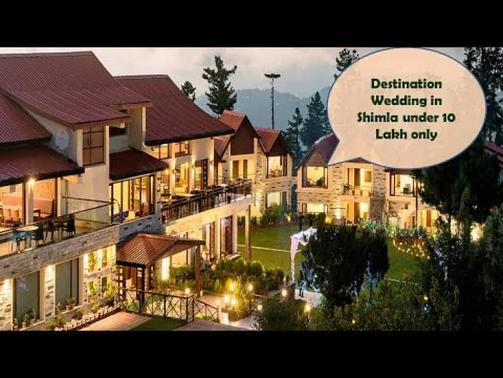 Koti Resort | Shimla | Best Location for Destination Wedding
