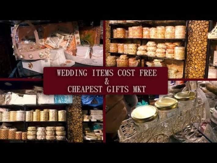 Wedding Items Packing, Gift Packing| wholesale Shopes Near You | Kinari Bazar I#WEDDING I#TMK