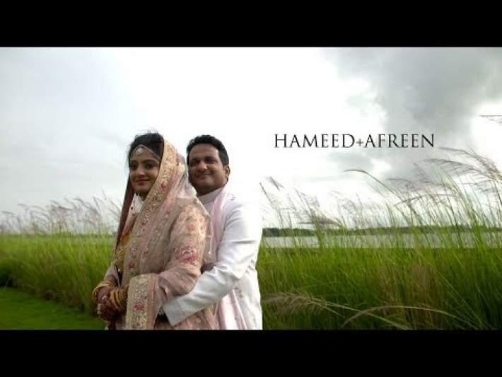 {Hameed+Afreen} : Kerala Wedding Highlights @Hyatt Bolgatty, Kochi & Calicut
