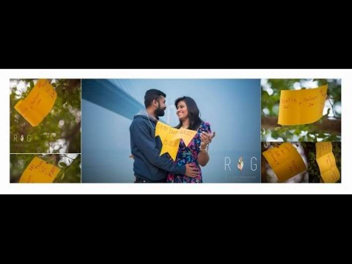 Pre-Wedding Teaser by Rig Photography Full HD 1080P