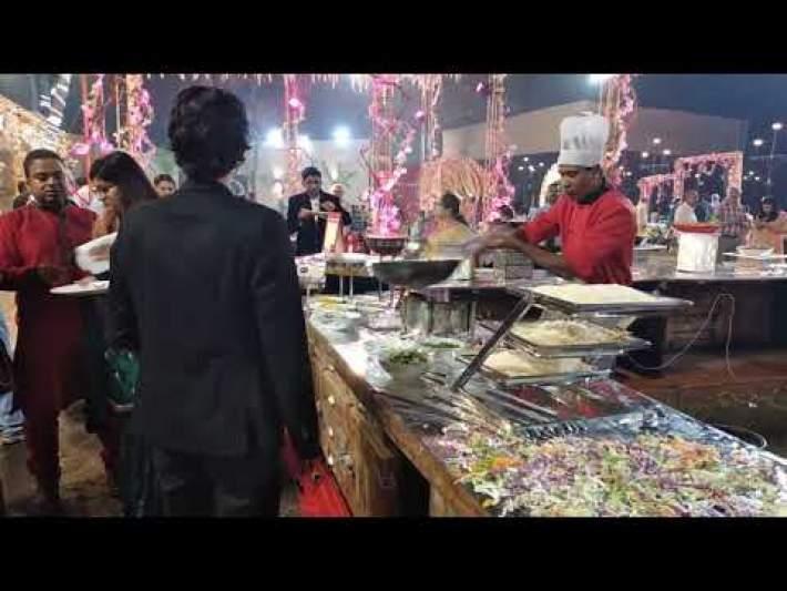 Wedding Catering at Orchid Garden & Banquets Kolkata