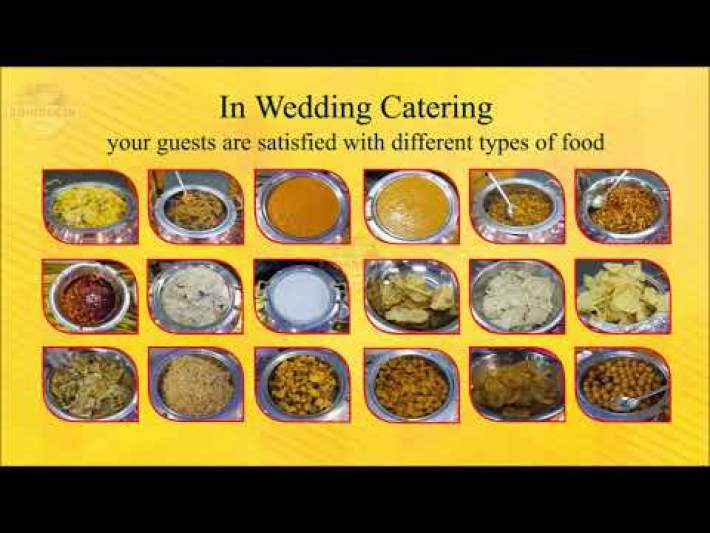 Wedding Catering | Multi Cuisine Wedding Caterers | Abhiruchi Caterers | Cell: 9652771122
