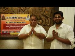 Marriage Catering Services in Chennai | JV Marriage Catering