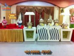 AZAD CATERERS IN CHANDIGARH, PANCHKULA, MOHALI, ZIRAKPUR, Mb. 9888257857, WEDDING CATERING.